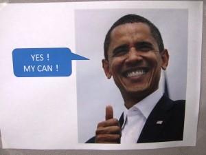 マイ候補者を、自信をもって!